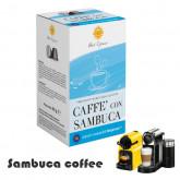 Sambuca coffee 16 capsules Nespresso compatible by Best Espresso