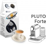 Pluto Forte coffee  25 Nespresso Compatible coffee capsules by Best Espresso