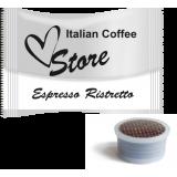 Ristretto 100 Espresso Point capsules  by Italian Coffee - 2x50