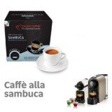 Sambuca coffee 10 capsules Nespresso compatible by Italian Coffee