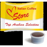Top Arabica Selection 100% Arabica capsules by Italian Coffee - 2x50