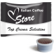 Top Crema Selection Capsules by  Italian Coffee - 2x50