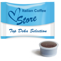 Top Decaf Selection 100% Arabica capsules - Italian Coffee -