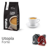 Utopia Strong - 12  Coffee Capsules Caffitaly Compatible by Italian Coffee
