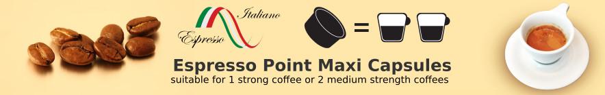 Compatible Capsules for EP MAXI on EspressoLand