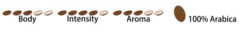 intensity top decaf 100% arabica