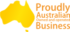 Proudly Australian Owned and Operated Business
